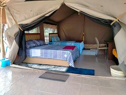 En-suite Tents