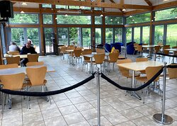 4.  Limeburners Cafe, Amberley Museum, Amberley, West Sussex