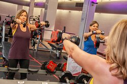 Workout in your own time, or ask for advice from our qualified team of gym instructors and personal trainers.