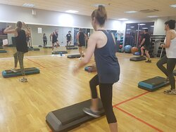 Classes are included at no extra charge for our members. Yoga, Pilates, H.I.I.T, circuits, step and more!