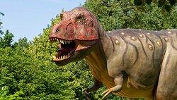 Ohne T-Rex geht es nicht!