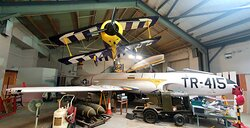 The RAF Manston History Museum