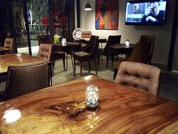 Our intimate dining room awaits you....