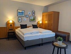Komfortzimmer im Weingold