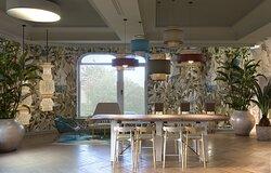 Lobby - Social Table