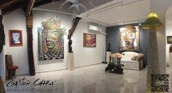 art, art gallery, playa del carmen, gaston charo gallery, gastón charó, charò art, azulik, tulum, art tulum, galeria de arte