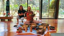 Yogashala healing sound