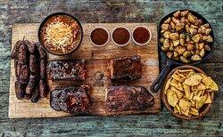 Gran Cabro, todos nuestros sabores en un solo plato.
