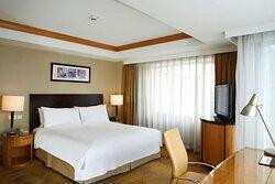 Guest room bedroom
