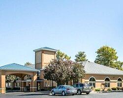 Comfort Inn hotel in Van Wert, OH