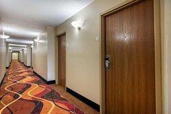 Interior corridor