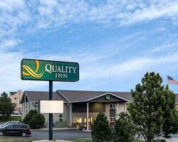 Quality Inn hotel in Spearfish, SD