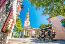Historic downtown Summerville