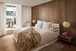 Deluxe Terrace Bedroom