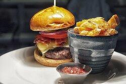 Burger Dish