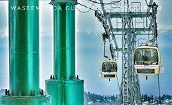 Get set the ride at gondola