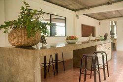 Bar / Reception area