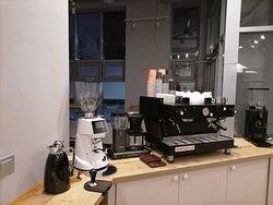 Кофе машина Марзокко. Впечатляет!