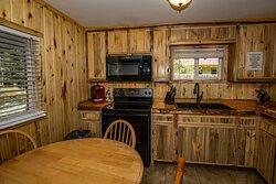 Cabin A Kitchen