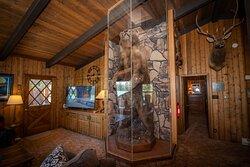Aspen House Living Room