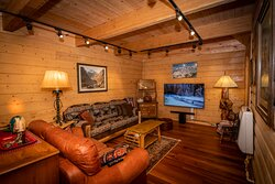 Cabin C has 3 living rooms