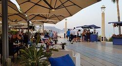 Buena Vista Altea vid strandpromenaden