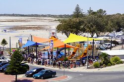 Splash Town - Copper Coast at the Moonta Bay foreshore