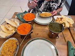 Indian restaurant