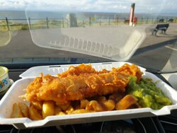 Haddock, Chips, Peas and Gravy please!