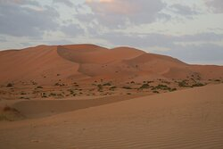 soggiorno nel deserto