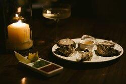 Wianno, Shigoku and Kumamoto oysters