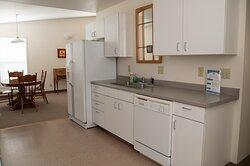 Suite 15 kitchen