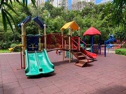 Hutchison Park  - children's play area