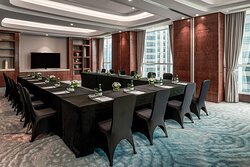 Private meeting room at PASOLA Jakarta