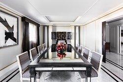 Suite Real dinnng room