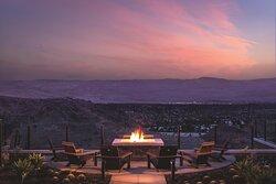 Cliffside Fireplace