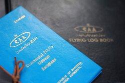 Commercial Pilot License & Log Book