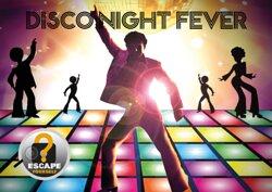 Venez vous amuser dans notre salle Disco Night Fever !