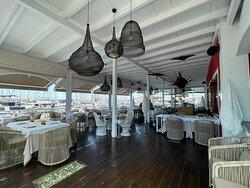 Un'ottimo ristorante: pausa ideale per mangiare bene in una atmosfera molto rilassante