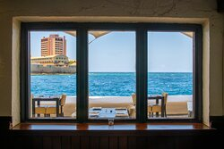 View from our Indoor Wine Room