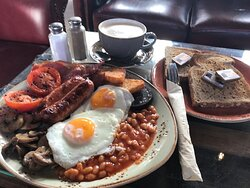 Full Steam Ahead Breakfast