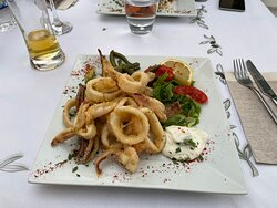 Very good food