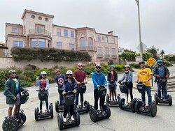 Golden Gate Park Segway Rentals  Segway SF Bay