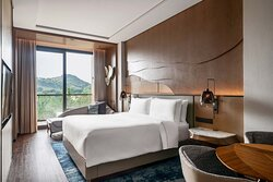 King Premium Private Hot-Spring Garden-View Guest Room
