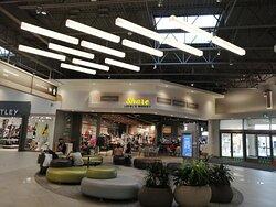 Nice new mall across from Edmonton airport.