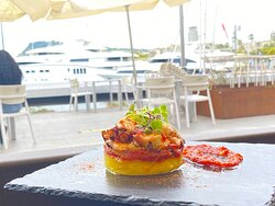 Timbal of Octopus