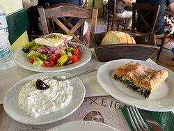 Friendliest staff and amazing Greek food!