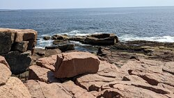 View of Thunder Hole area
