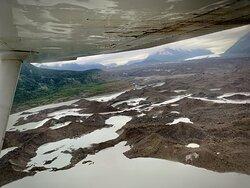 Toe of Kennicott Glacier, Wrangell—St. Elias National Park and Preserve