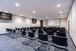 Zona G Meeting Room - Theatre Setup